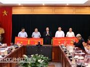 4 đơn vị thuộc Bộ KH&CN nhận cờ thi đua của Thủ tướng