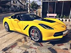 """Soi siêu xe Chevrolet Corvette tiền tỷ """"hàng độc"""" tại VN"""