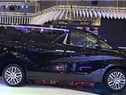 Toyota công bố giá bán xe đa dụng Alphard tại Việt Nam