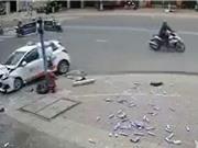 """CLIP HOT NGÀY 5/8: Thanh niên trả giá đắt vì """"đấu đầu"""" taxi, câu được cá ăn thịt người"""