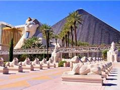 Những kim tự tháp thời hiện đại ấn tượng nhất thế giới