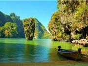 10 điểm du lịch hấp dẫn nhất Thái Lan năm 2017