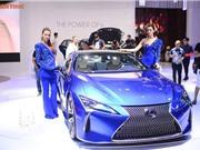 """""""Hàng nóng"""" Lexus LC500h tiền tỷ ra mắt tại Việt Nam"""