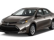 Top 10 xe hơi chậm nhất năm 2017: Toyota chiếm số đông