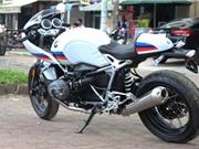 Môtô BMW R nineT Racer đầu tiên về Việt Nam