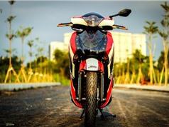 """Xe tay ga Honda SH phong cách """"xế đua"""" ở Sài Gòn"""