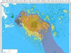 3 giải pháp thích ứng với biến đổi khí hậu tại Vườn quốc gia Cát Bà