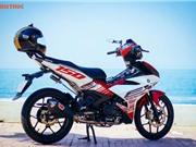 """Yamaha Exciter 150 """"biển khủng, độ chất"""" tại Vũng Tàu"""