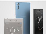 Bảng giá điện thoại Sony tháng 8/2017: Xperia XZs giảm giá mạnh