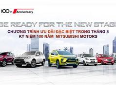 Mitsubishi giảm giá hàng loạt mẫu xe tại Việt Nam