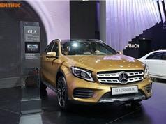 Cận cảnh Mercedes GLA 2018 giá từ 1,6 tỷ tại Việt Nam