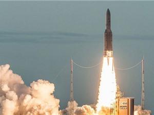 Phóng thành công vệ tinh giám sát biến đổi khí hậu