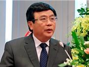 Thành viên tổ tư vấn kinh tế của Thủ tướng: GS-TS Nguyễn Xuân Thắng