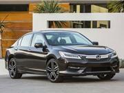 Top 10 ôtô hút khách nhất tại Mỹ tháng 7/2017: Honda, Toyota thắng thế