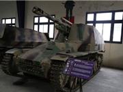 Khám phá biểu tượng sức mạnh pháo binh Đức trong CTTG 2