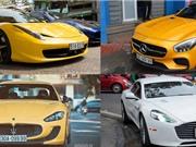 Choáng ngợp trước bộ sưu tập siêu xe của các nữ đại gia Việt