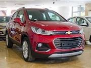 SUV cỡ nhỏ Chevrolet Trax giảm 70 triệu tại Việt Nam