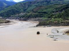 Chiêm ngưỡng nét kỳ vĩ của dòng sông quan trọng bậc nhất Tây Bắc