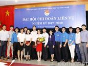 Chi đoàn Liên vụ tổ chức thành công Đại hội Chi đoàn nhiệm kỳ 2017-2019