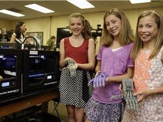 Giáo dục STEM với máy in 3D