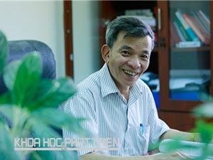 """GS-TS Vũ Văn Liết: """"Hạnh phúc trong nghiên cứu là làm ra sản phẩm bán được"""""""