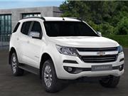 Chi tiết xe SUV của Chevrolet vừa trình làng tại Việt Nam