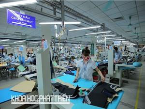 Sản xuất thông minh: Biến nhà máy dệt - may thành robot khổng lồ