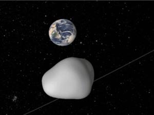 Một tiểu hành tinh sẽ tiến sát Trái Đất vào tháng 10