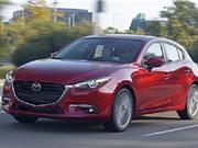 Mazda 3 2018 sở hữu thêm công nghệ mới của Mazda