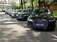 """""""Ngắm"""" dàn xe sang Audi Apec 2017 tiền tỷ tại Sài Gòn"""