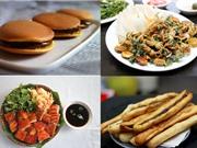 Món ngon trong tuần: Mì cay Hàn Quốc, bánh mì que pa tê, cua đồng rang muối ớt
