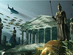"""Thành phố """"mất tích"""" Atlantis ẩn chứa bí mật kinh thiên gì?"""
