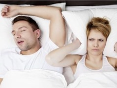 Ngủ ngáy làm tăng nguy cơ mất trí nhớ