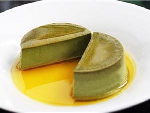 Clip: Hướng dẫn làm bánh flan vị trà xanh thơm mát
