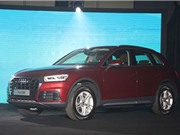 Cận cảnh Audi Q5 thế hệ mới giá từ 2 tỷ tại Việt Nam