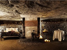 Cảnh tượng rợn người trong hầm mộ 6 triệu bộ hài cốt