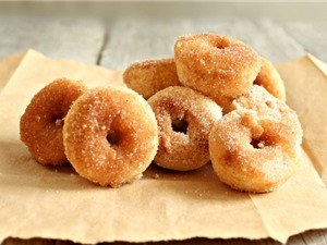 Công thức làm bánh donut cho người mới học