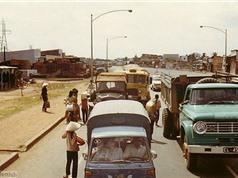 Chiêm ngưỡng Sài Gòn năm 1970 qua ảnh của cựu binh Mỹ