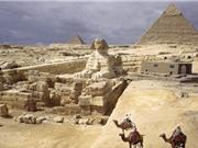 Giả thuyết gây sốc về kim tự tháp ở Giza