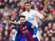 Ronaldo dẫn dầu danh sách VĐV kiếm tiền giỏi nhất thế giới