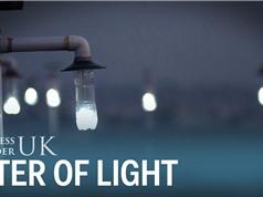 """Thắp sáng hàng trăm nghìn hộ nghèo bằng bóng đèn """"chai nhựa"""""""
