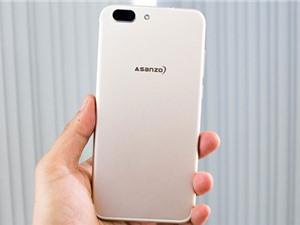 """Asanzo ra mắt smartphone camera kép, thiết kế giống iPhone 7 Plus, giá """"mềm"""""""