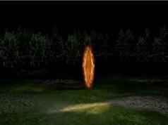 Nhân chứng kể lại lần nhìn thấy UFO sà sát mặt đất