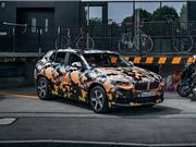 """BMW """"nhá hàng"""" xe ôtô crossover hạng sang giá rẻ X2"""