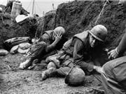 Vẻ mặt hoảng sợ, thất thần của lính Mỹ trong chiến tranh Việt Nam