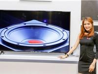 Cận cảnh LG Signature W - TV OLED mỏng nhất Việt Nam