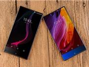Smartphone RAM 3 GB, thiết kế giống Xiaomi Mi MIX, giá 2,5 triệu