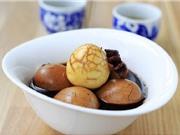 Hướng dẫn làm trà trứng gà thanh mát, bổ dưỡng