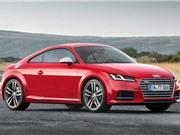 Bảng giá xe Audi, Infiniti tháng 8/2017