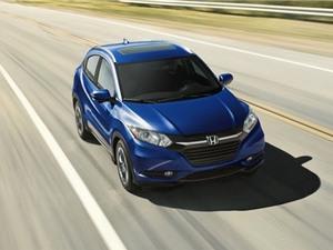 """""""Chốt giá"""" 444 triệu, mini crossover Honda HR-V 2018 có gì?"""